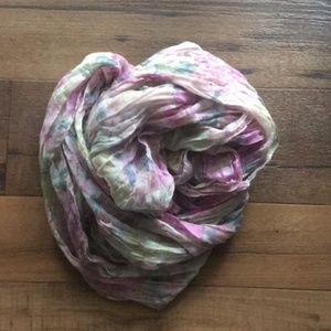 ✨BOGO French Artisan Floral Scarf